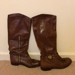 Clack Brown Boots